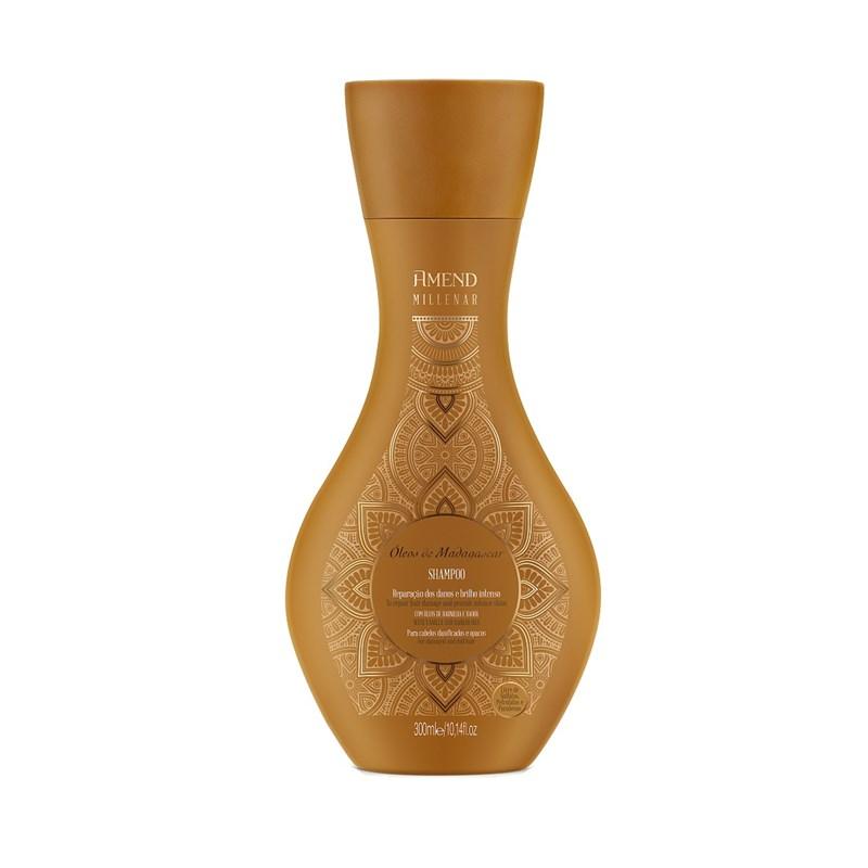 Shampoo Amend Millenar 300 ml Óleos de Madagascar