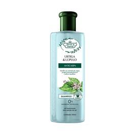 Shampoo Anticaspa Flores & Vegetais 300 ml Urtiga & Lúpulo