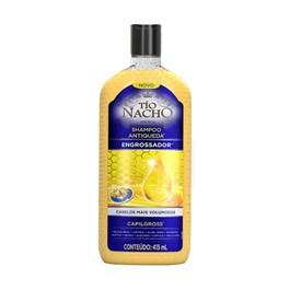Shampoo Antiqueda Tío Nacho 415 ml Engrossador