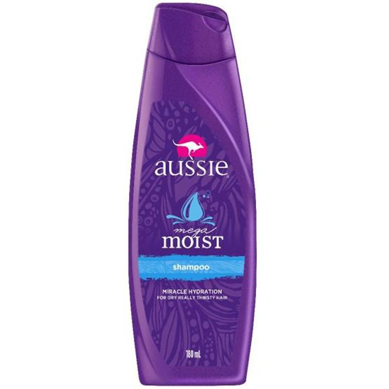 Shampoo Aussie 180 ml Mega Moist