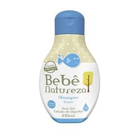Shampoo Bebê Natureza 230 ml Suave