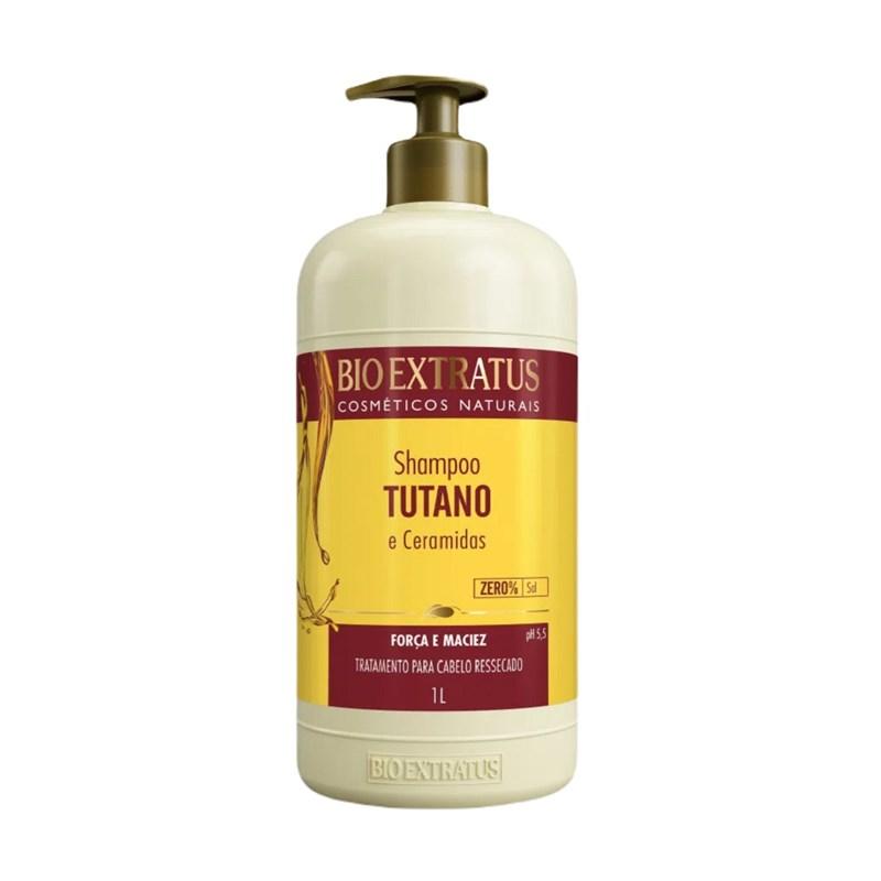 Shampoo Bio Extratus 1 Litro Tutano e Ceramidas