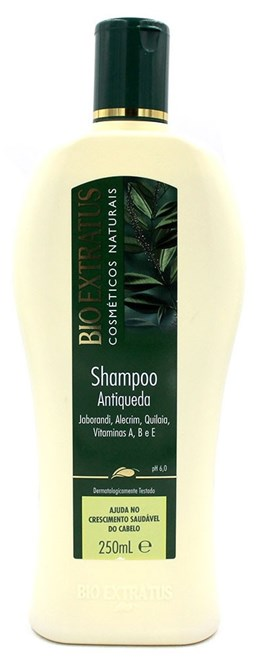 Shampoo Bio Extratus 250 ml Antiqueda