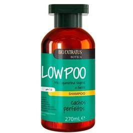 Shampoo Bio Extratus Botica 270 ml Cachos Perfeitos