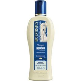 Shampoo Bio Extratus Neutro Proteínas 250ml