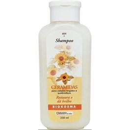 Shampoo Biokosma 250 ml Ceramidas