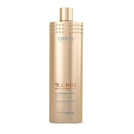 Shampoo Cadiveu Blonde Reconstructor 1 L Clarifying