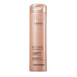 Shampoo Cadiveu Blonde Reconstructor 250 ml Keeper