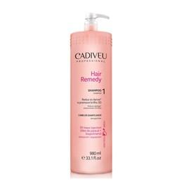 Shampoo Cadiveu Professional Hair Remedy 980 ml Cabelos Danificados