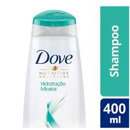 Shampoo Dove 400 ml Hidratação Micelar