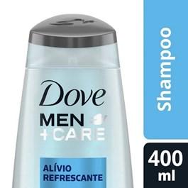 Shampoo Dove Men Care 400 ml Alívio Refrescante