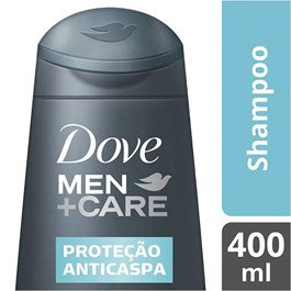 Shampoo Dove Men Care 400 ml Proteção Anticaspa