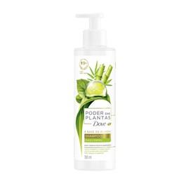 Shampoo Dove Poder das Plantas 300 ml Força + Bambu