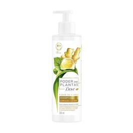Shampoo Dove Poder das Plantas 300 ml Purificação + Gengibre