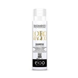 Shampoo Eico Tratamento Profissional 280 ml Loiro Mágico
