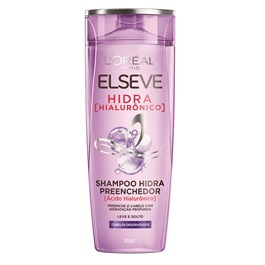 Shampoo Elseve 400 ml Hidra Hialuronico
