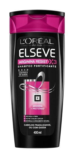 Shampoo Elseve Arginina Resist X3 400 ml Fortificante