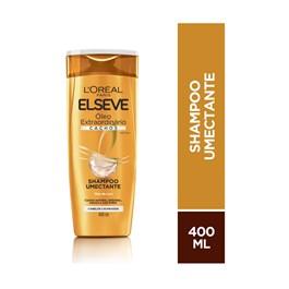 Shampoo Elseve Cachos 400 ml Óleo de Coco