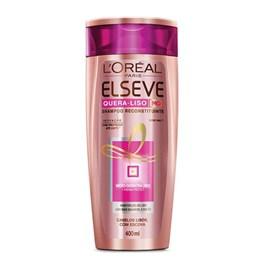 Shampoo Elseve Quera-Liso 400 ml