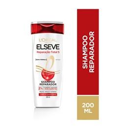 Shampoo Elseve Reparação Total 5+ 200 ml