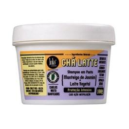 Shampoo em Pasta Lola Chá Latte 100 gr Proteção Intensiva