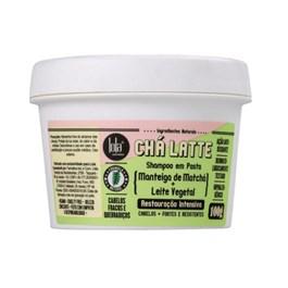 Shampoo em Pasta Lola Chá Latte 100 gr Restauração Intensiva