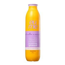 Shampoo Eume 250 ml Cabelos Cores Fantasia