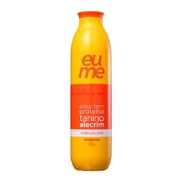 Shampoo Eume 250 ml Cabelos Lisos