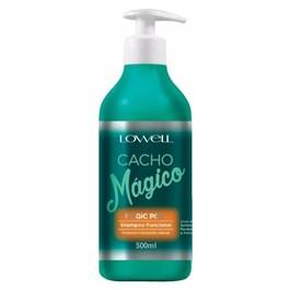 Shampoo Funcional Lowell Cacho Mágico 500 ml Promove Hidratação Natural
