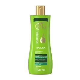 Shampoo Gota Dourada 340 ml Babosa