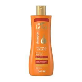 Shampoo Gota Dourada 340 ml Manteiga de Karite