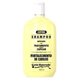 Shampoo Gota Dourada 430 ml Fortalecimento de Cabelos