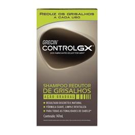 Shampoo Grecin Control GX 147 ml Redutor de Grisalhos