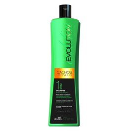 Shampoo Griffus Evolution 1 L Cachos Definidos