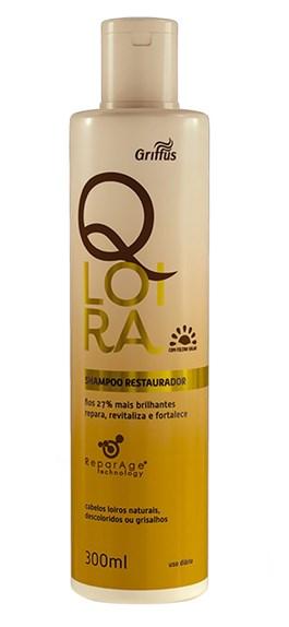 Shampoo Griffus QLoira 300 ml Restaurador