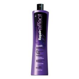 Shampoo Griffus Repair Effect 1 Litro Reparação Total