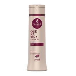 Shampoo Haskell 300 ml Queratina
