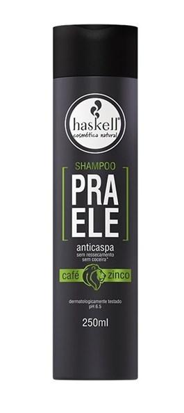 Shampoo Haskell Pra Ele 250 ml Anticaspa