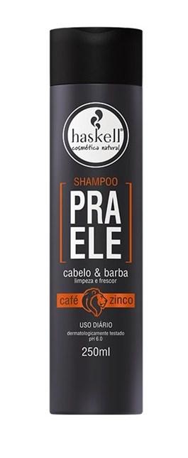 Shampoo Haskell Pra Ele 250 ml Cabelo & Barba