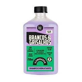 Shampoo Hidratante Lola Brancos & Grisalhos 250 ml Iluminador