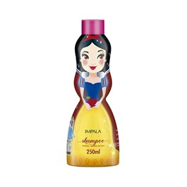 Shampoo Impala Disney Princesa 250 ml Branca de Neve