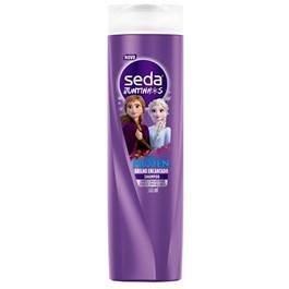 Shampoo Infantil Seda juntinhos 300 ml Disney Frozen