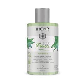 Shampoo Inoar 300 ml Água Fresca