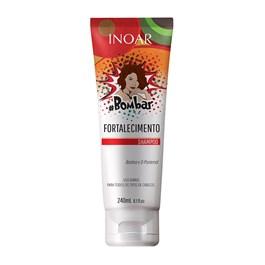 Shampoo Inoar #Bombar 240 ml Fortalecimento