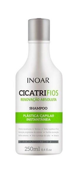 Shampoo Inoar Cicatrifios 250 ml