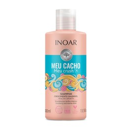 Shampoo Inoar Meu Cacho Meu Crush 400 ml