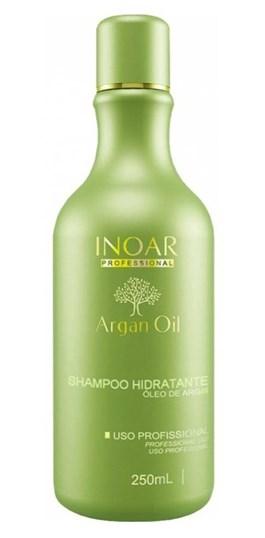 Shampoo Inoar Óleo de Argan 250 ml