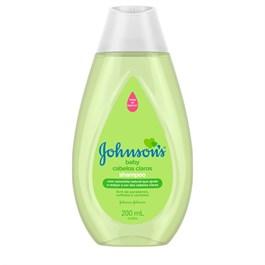 Shampoo Johnson's Baby 200 ml Cabelos Claros