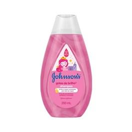 Shampoo Johnson's Baby 200 ml Gotas de Brilho