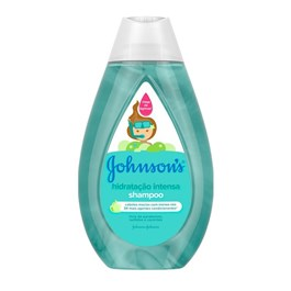 Shampoo Johnson's Baby 200 ml Hidratação Intensa